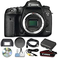 Canon EOS 7D Mark II Digital SLR Camera (Body Only) - International Version
