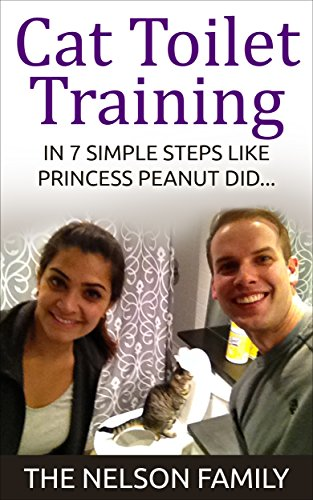 Cat Toilet Training | How to Potty Train Your Cats or Kitten in 7 Simple Steps Like Princess Peanut