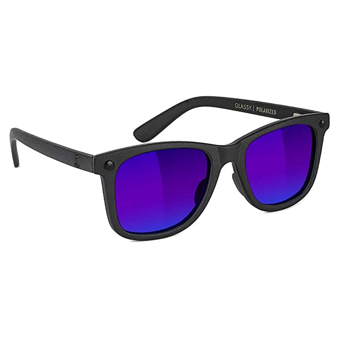 Amazon.com: Glassy Mikemo Capaldi Premium - Gafas de sol ...