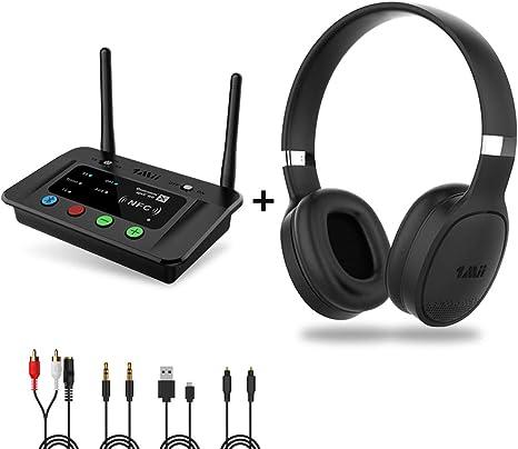 Amazon.com: 1Mii - Auriculares inalámbricos Bluetooth 5.0 ...