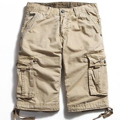 WDDGPZ Pantalones Cortos De Playa/El Verano Los Hombres Cortos De ...