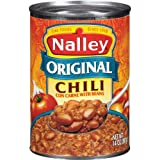 Nalley Original Chili Con Carne with Beans, 14-Ounce Cans (Pack of 8)