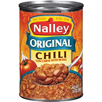 Nalley Original Canned Chili