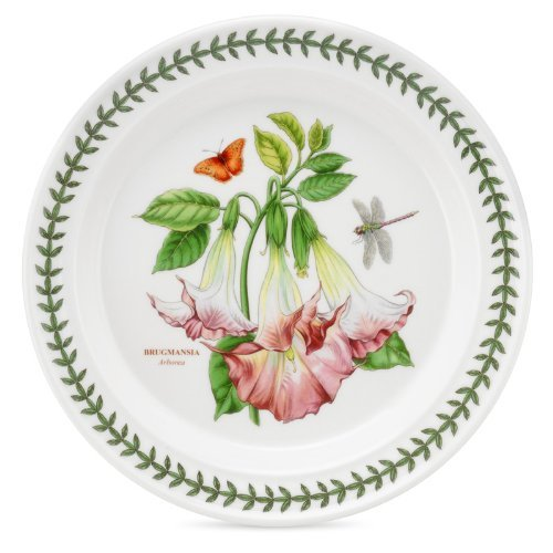 Portmeirion Exotic Botanic Garden Salad Plates, Arborea, Set of ()