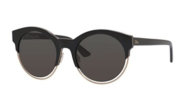 441a5f1255b Image Unavailable. Image not available for. Colour  Authentic Christian Dior  Sideral 1 J63 Y1 Black Rose Gold Sunglasses