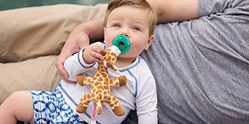 WubbaNub Infant Pacifier - Giraffe by WubbaNub (Image #6)
