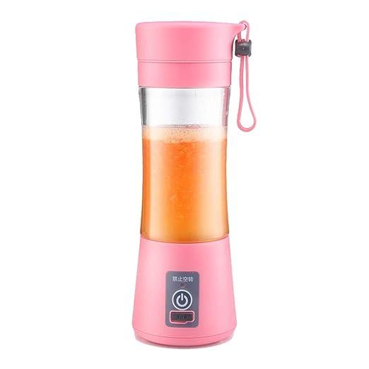 YKXWSS Mini Juice Cup - Licuadora eléctrica portátil, licuadora ...