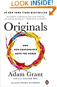 #8: Originals: How Non-Conformists Move the World