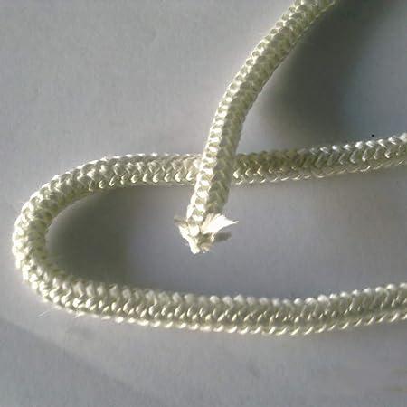 Amazon.com: ZSJZSJ - Cuerda de fibra de vidrio no alcalina ...