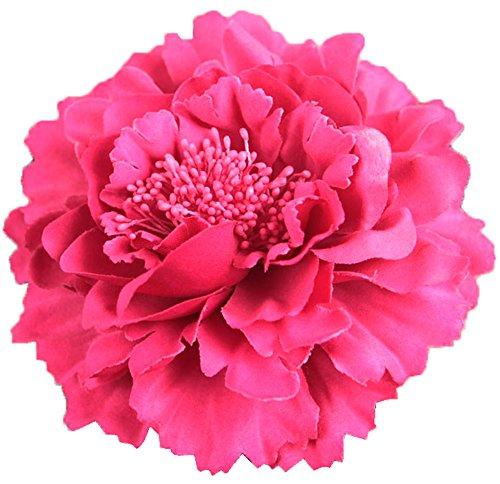Hair Flower Clips Brooch Boutique Hair Accessories Bohemia Hairpins for Women Girls
