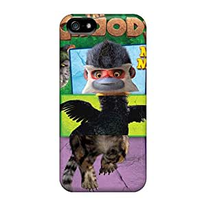 Iphone 5/5s YpI7887QMUq Custom Nice The Croods Pictures Great Hard Phone Covers -KellyLast