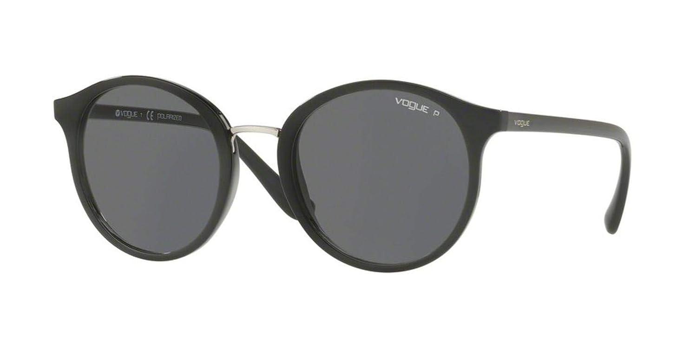27a728e7a73 Sunglasses Vogue VO 5166 S W44 81 BLACK  Amazon.co.uk  Clothing