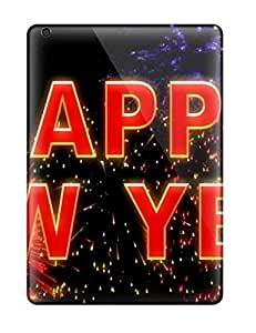 EdLelrZ677xgWIT Faddish Happy New Year Case Cover For Ipad Air