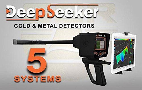 GEOLOCATOR METAL DETECTOR DEEP SEEKER/METAL DETECTOR/LONG RANGE/GOLD - ORIGINAL