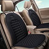 Hillington Universal Magnetic Massage Car Seat Cushion - Helps promote more relaxed, less stressful motoring