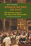 Announcing the Feast, Jason J. McFarland, 0814662617