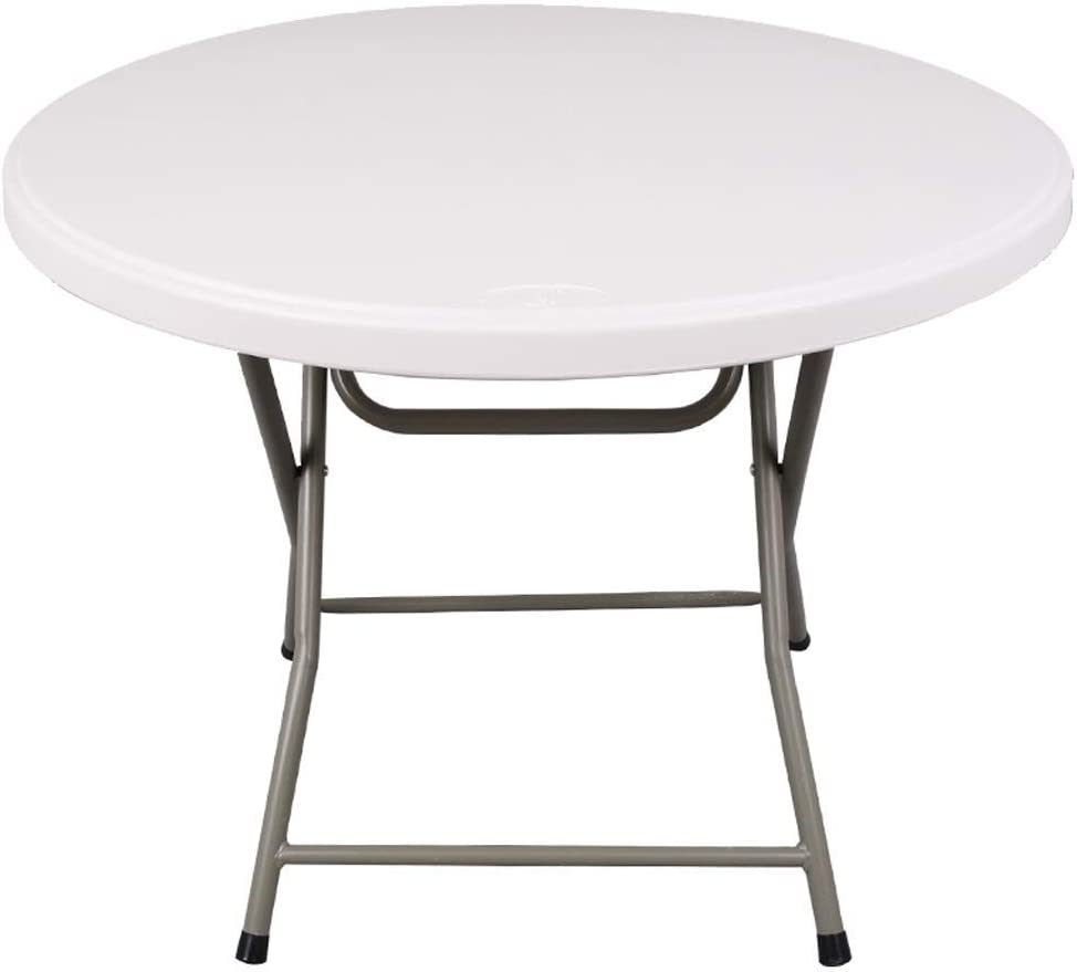 - Simple Foldable Dining Table Small Round Table Simple Small Dining