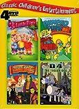 (4 DVD Set) The 3 Little Pigs / Pumper Pups