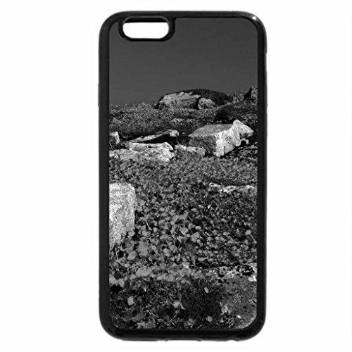 iPhone 6S Plus Case, iPhone 6 Plus Case (Black & White) - AUTUMN HILL