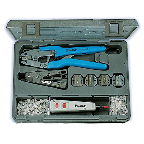 Eclipse Tools 500-031 Pro's Kit Professional Twisted Pair Installer Kit by Eclipse B0045VAATQ