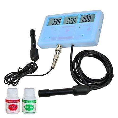 MultiFunction Meter TDS Celsius Fahrenheit
