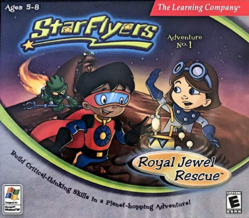StarFlyers Royal Jewel Rescue ()