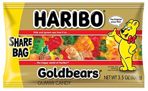 Haribo Gold-Bears 3.5 oz. Share Bag, (Pack of 18) by Haribo (Image #11)