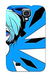 Trolleyscribe Slim Fit Tpu Protector WPEEzGL3718lYGsz Shock Absorbent Bumper Case For Galaxy S4