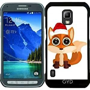 Funda para Samsung Galaxy S5 Active - Navidad Del Zorro by Adamzworld