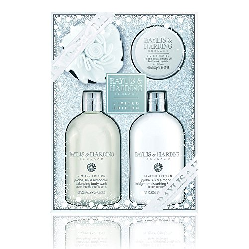 Baylis & Harding Jojoba, Silk and Almond Oil Ultimate Indulgence Collection Gift Set