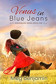 Venus in Blue Jeans (Konigsburg Book 1) by [Benjamin, Meg]