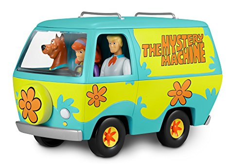 Revell Snaptite Build and Play Scooby Doo Mystery Van Model Kit ()
