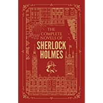 The Complete Novels of Sherlock Holmes Deluxe Edition