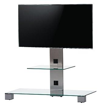 acheter pas cher 41c3c 3f002 Sonorous PL2500-TG. Meuble colonne pour TV avec étagère ...