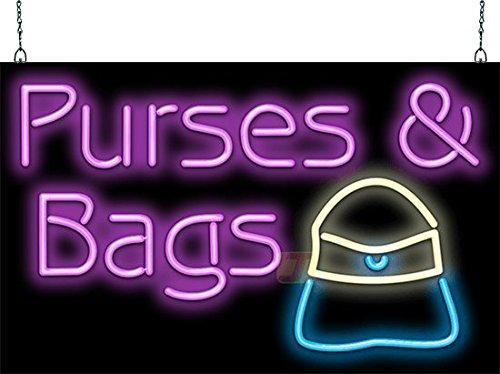 Amazon.com: Monederos & bolsas Neon Sign: Home Improvement