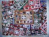 Holiday Traditions - A Christmas Postage Stamp Jigsaw Puzzle