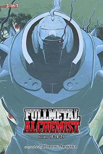 - Fullmetal Alchemist, Vol. 19-21 (Fullmetal Alchemist 3-in-1)