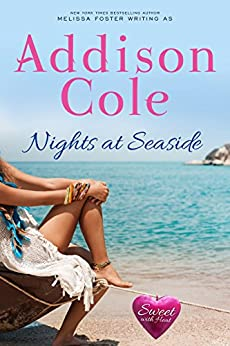 Nights at Seaside (Sweet with Heat: Seaside Summers) by [Cole, Addison]