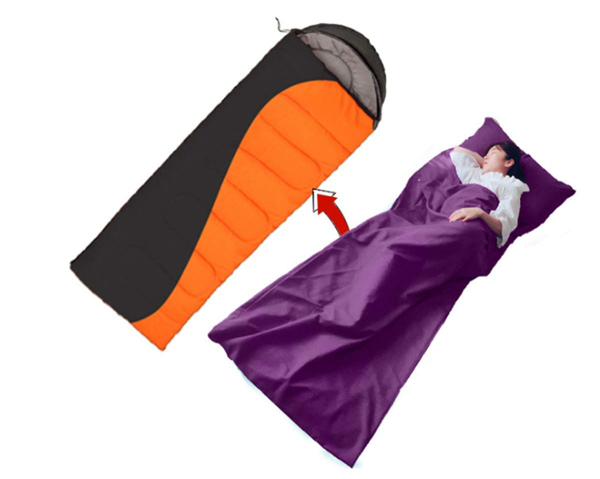 STFLY Sleeping Bag Liner Cocoon Camping Sheet Lightweight Breathable Cotton Adult Sleep Sack Ideal for Traveling Hostels Hiking Camping /& Backpacking