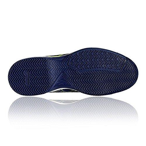 6 de Asics para Yellow Game Gel Indigo Clay Varios Safety Tenis Hombre Zapatillas Colores Blue White qXXwEg