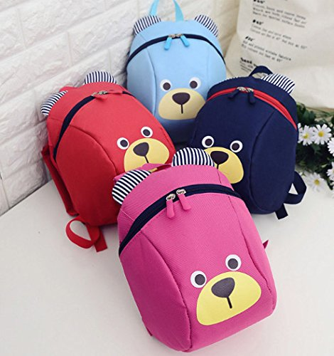 Baby Bag - Backpack for Kids - Toddler Back Pack - Baby Leash - Cool Backpacks - By MNM Ventures