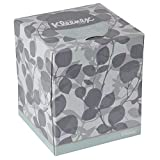 "Kimberly-Clark Kleenex Naturals 21272 Boutique Facial Tissue, 5"" Height X 4.375"" Width X 4.375"" Length, White (36 Boxes of 95)"