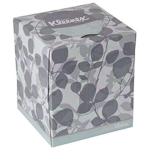 Kleenex Naturals Boutique 21272 Upright