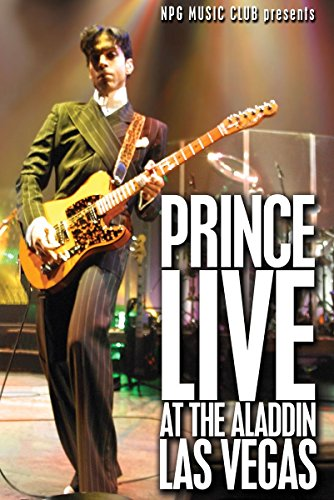 NEW Prince: Live At The Aladdin La (DVD) ()