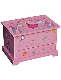 Mele And Company - Mele & Co. Kerri Girl'S Musical Ballerina Jewelry Box