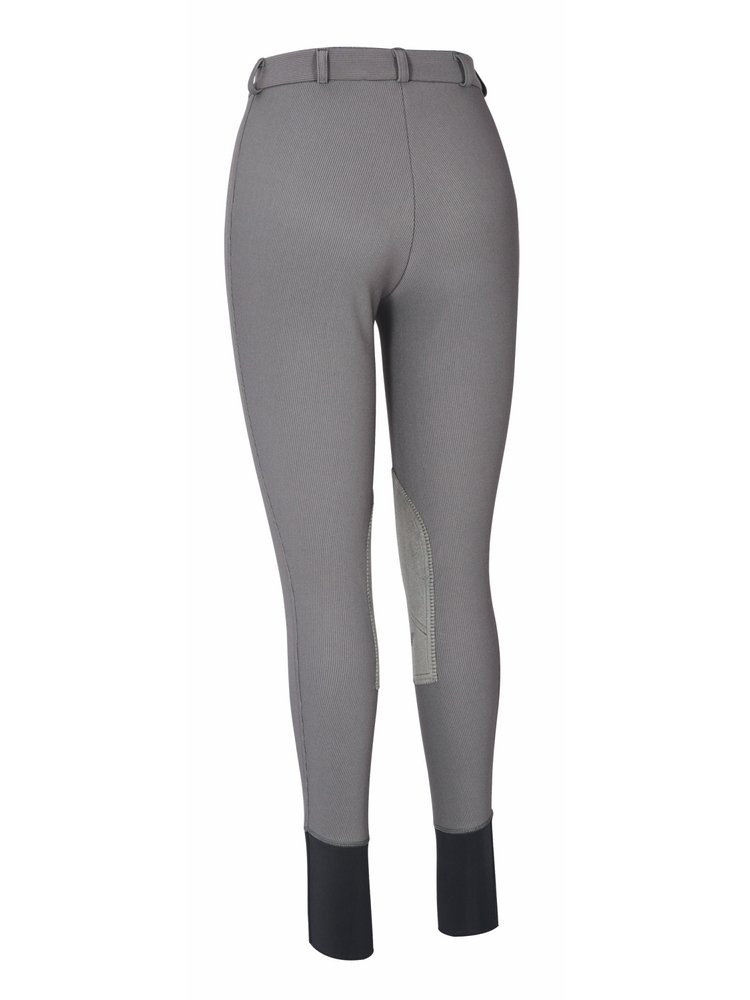 Regular Sporting Goods 10013-P TuffRider Womens Ribb Knee Patch Breeches JPC Equestrian