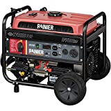 Rainier R4400DF Dual Fuel (Gas and Propane) Portable Generator...