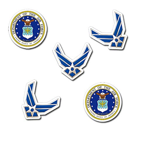 Partypro US Air Force Sticker - (24 Count) from Partypro