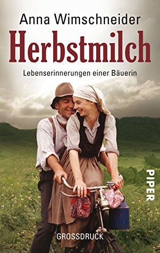 Amazon Com Herbstmilch Lebenserinnerungen Einer Bauerin German