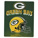 Green Bay Packers fleece blanket (50 x 60 inches) by Northwest